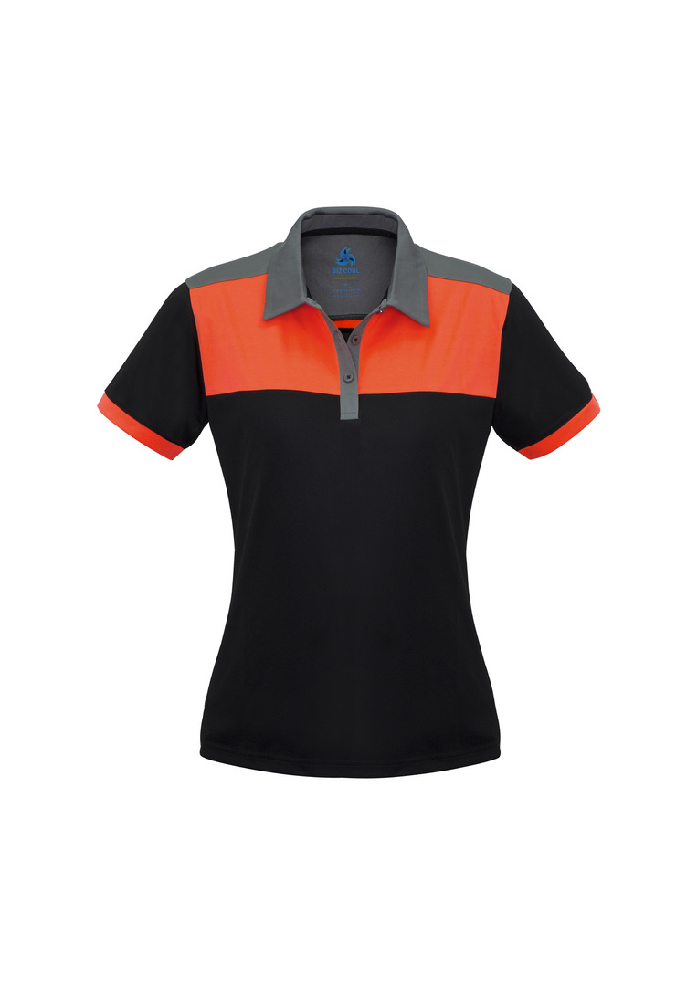 LADIES CHARGER POLO P500LS image 3