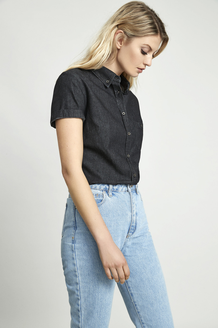 INDIE LADIES SHORT SLEEVE SHIRT image 0