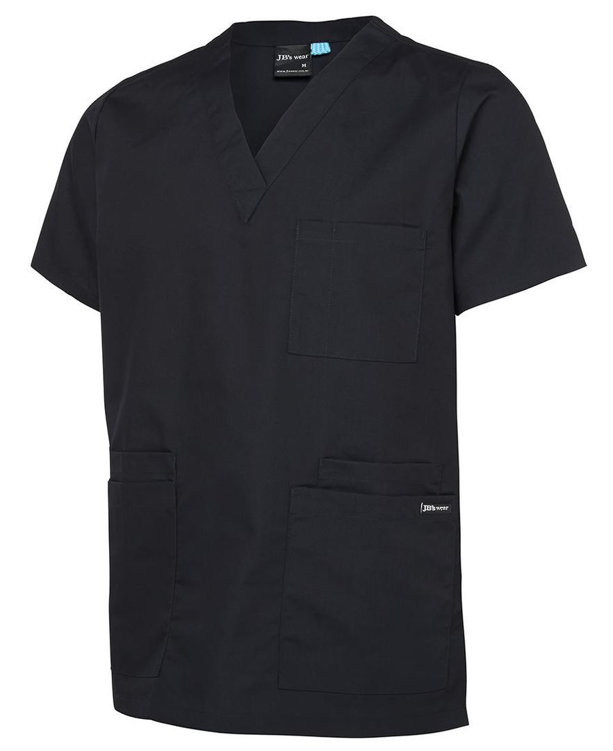 UNISEX SCRUBS TOP 4SRT HOSPITAL ESSENTIAL image 4