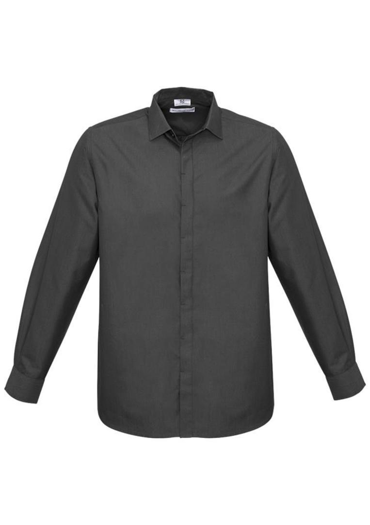 Mens Hemingway Long Sleeve Shirt image 3