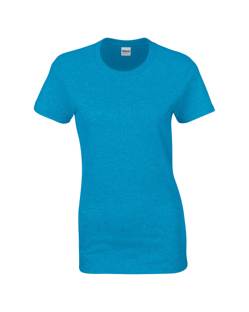 Heavy Cotton™ Semi-fitted Ladies' T-Shirt image 37