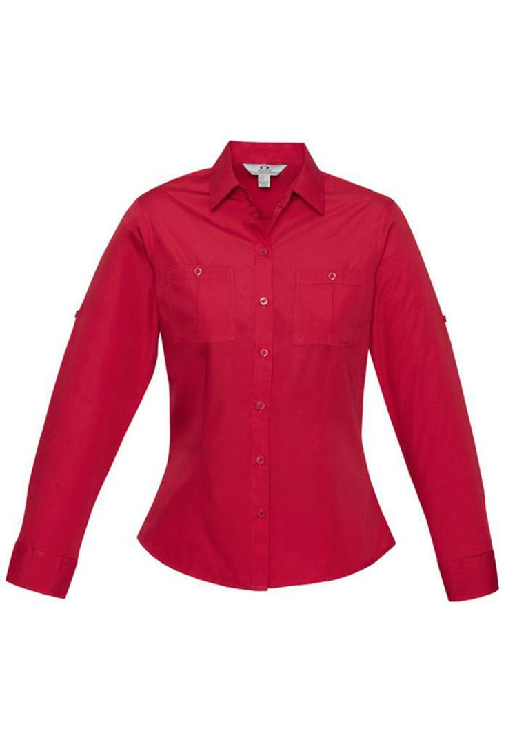 Ladies Bondi Long Sleeve Shirt image 4