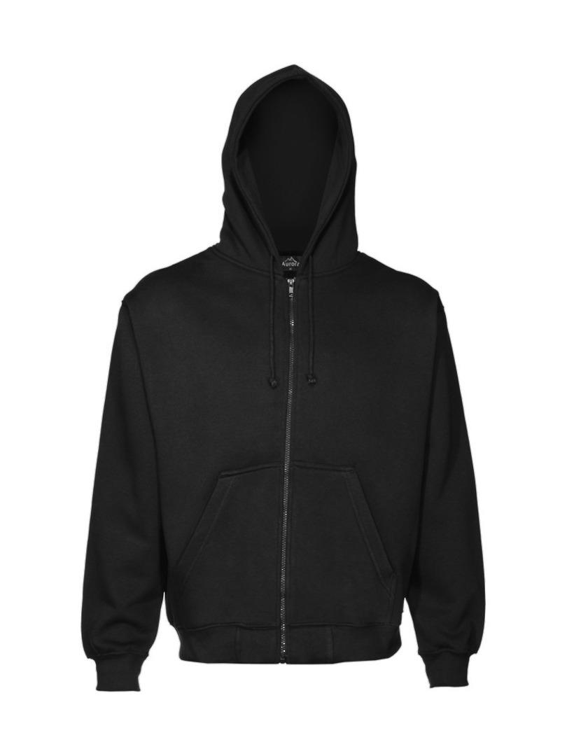 300 Zip Hood - Midweight 300gsm image 1