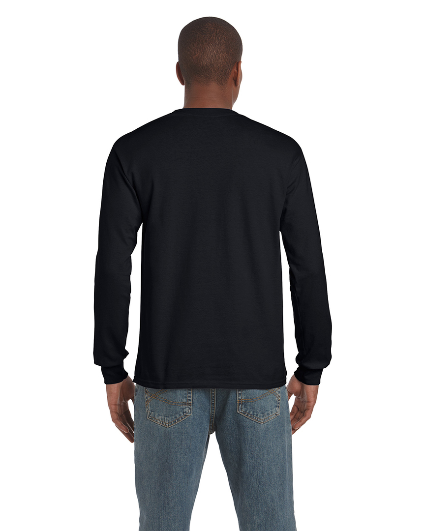 Ultra Cotton™ Classic Fit Adult Long Sleeve T- Shirt image 1
