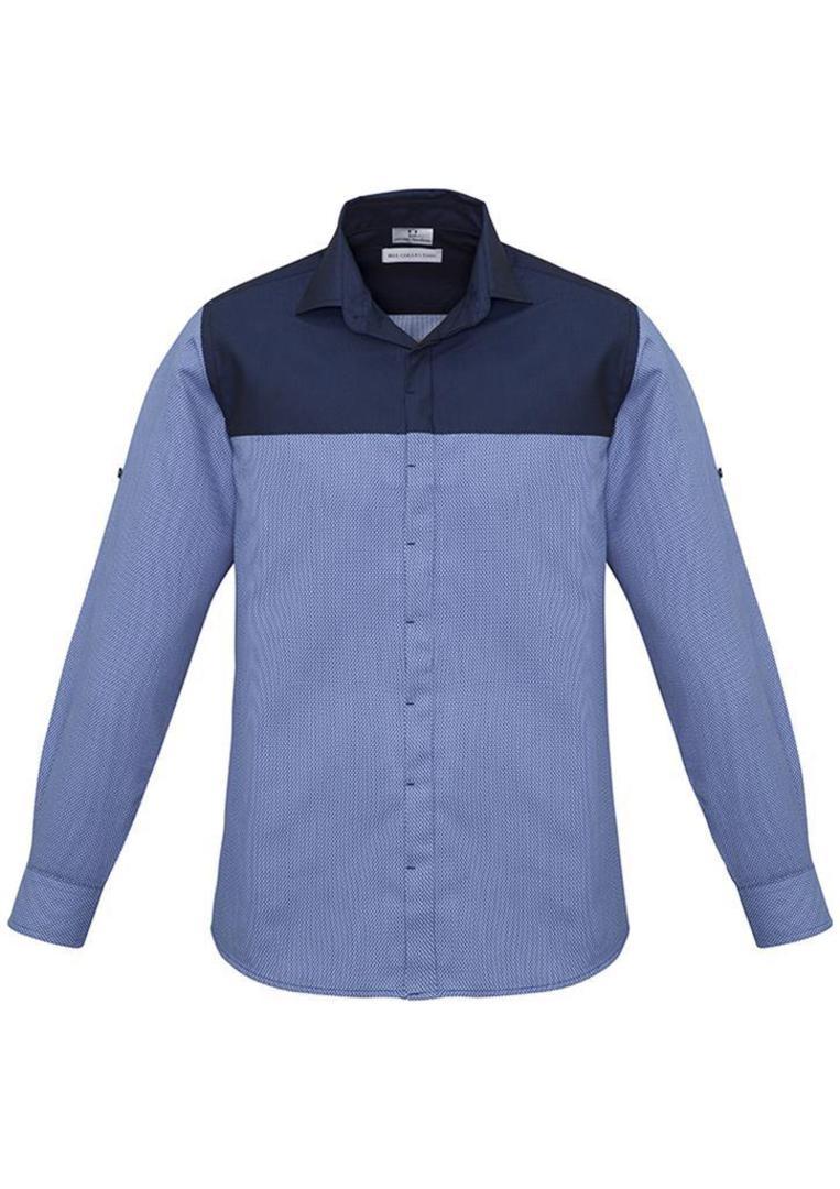 Mens Havana Long Sleeve Shirt image 1