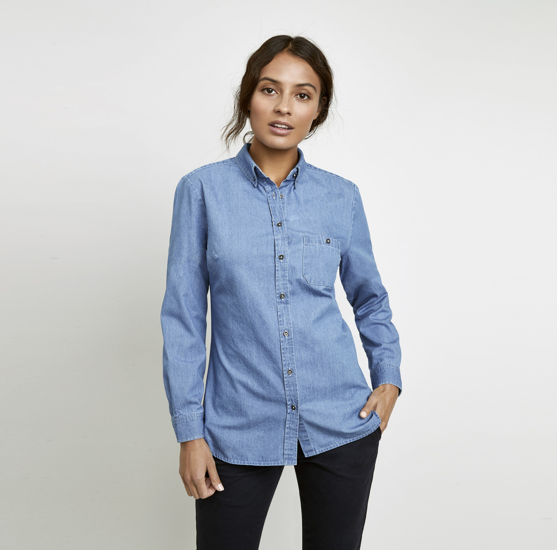 INDIE LADIES LONG SLEEVE SHIRT image 0