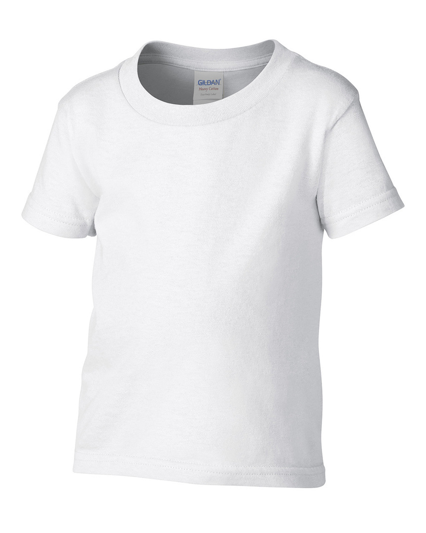 Heavy Cotton™ Classic Fit Toddler T-Shirt image 3