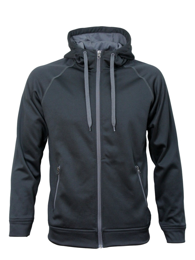 Performance Zip Hood - Lightweight 270gsm image 1