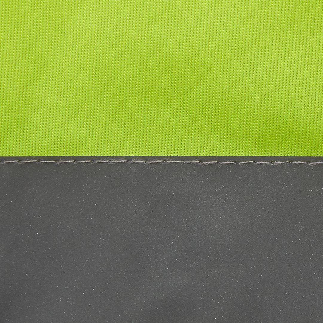 6DNSZ Hi Vis (D+N) Zip Safety Vest image 3