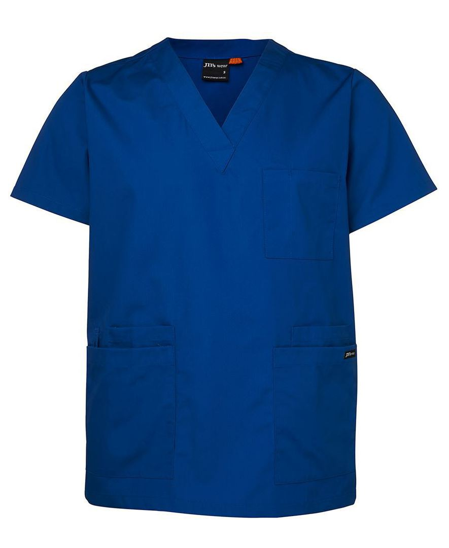 UNISEX SCRUBS TOP 4SRT HOSPITAL ESSENTIAL image 3