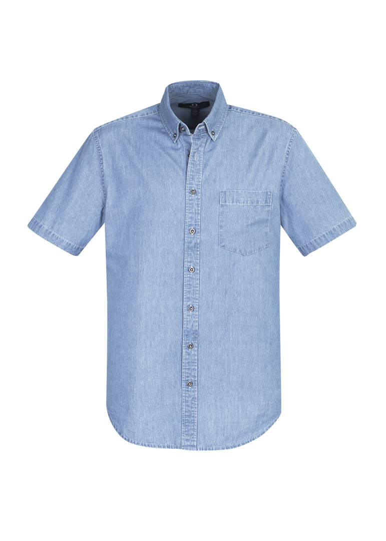 INDIE MENS SHORT SLEEVE SHIRT image 1