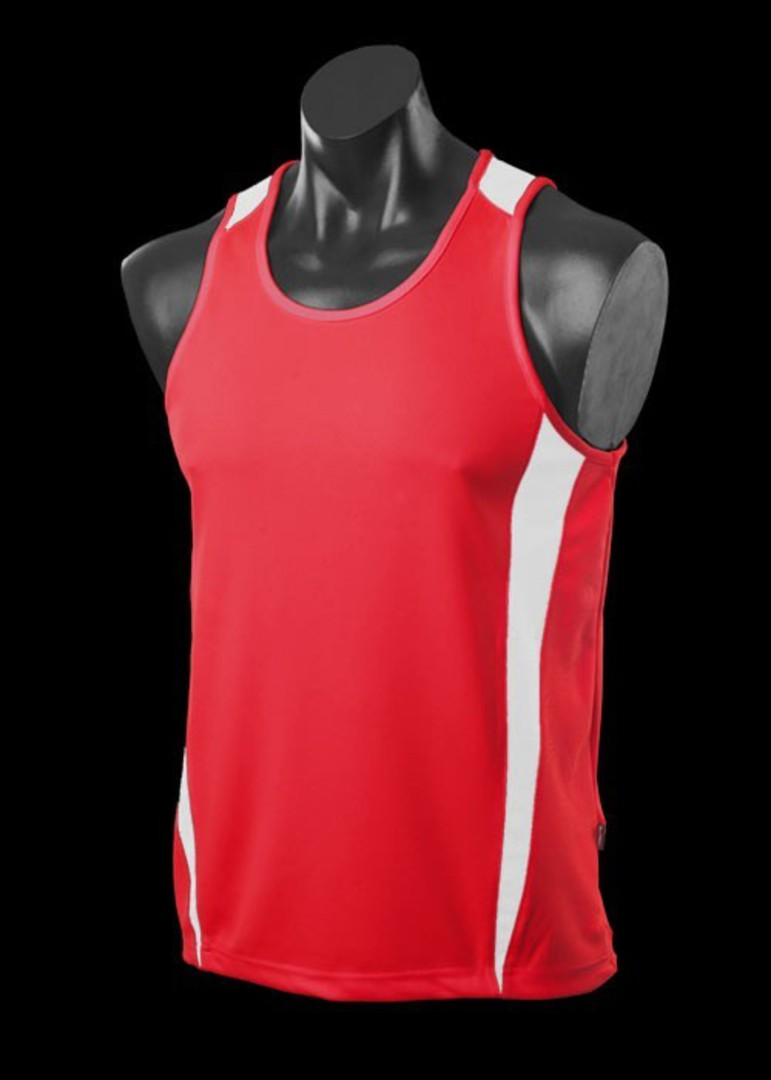 Mens and Womens Deluxe Eureka Singlets image 11