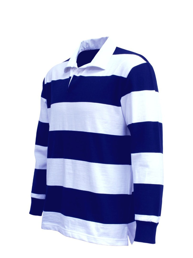 RJS Striped Rugby Jersey image 2
