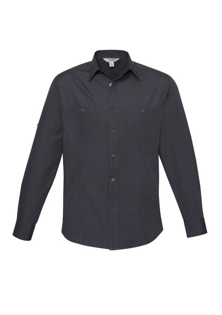 Mens Bondi Long Sleeve Shirt image 3