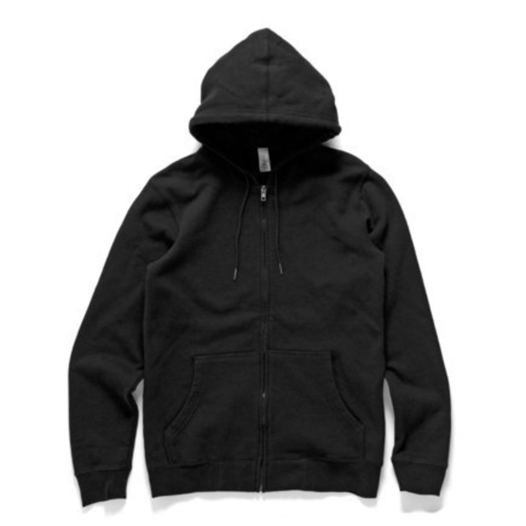 Index Zip Hood - Heavyweight 350gsm image 1