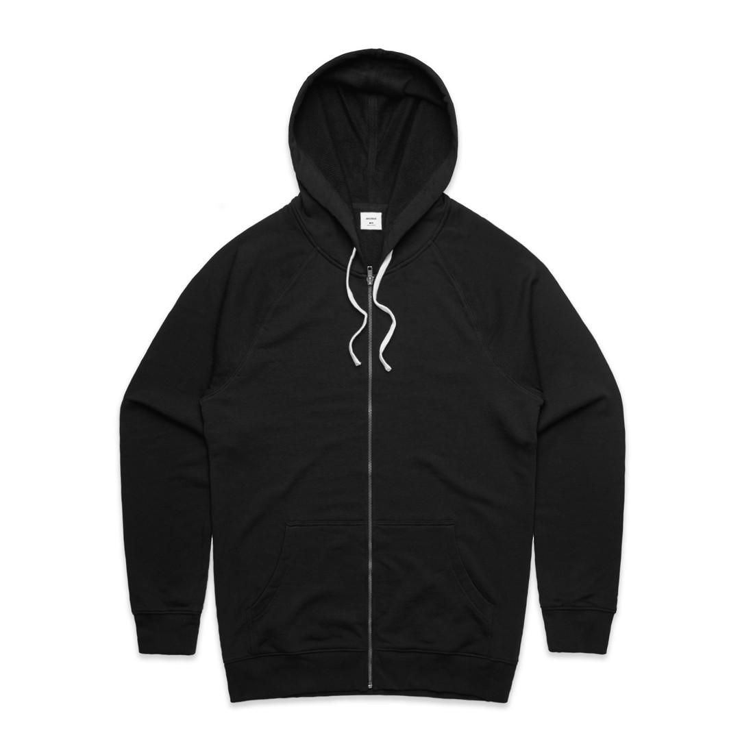 Premium Zip Hood - Heavyweight 350gsm image 1