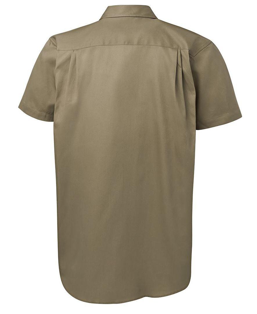 6WSS S/S 190G Work Shirt image 3
