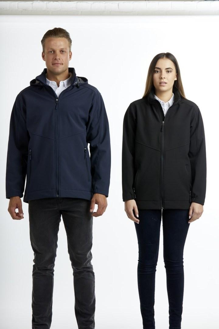 Aspiring Softshell Jacket image 0