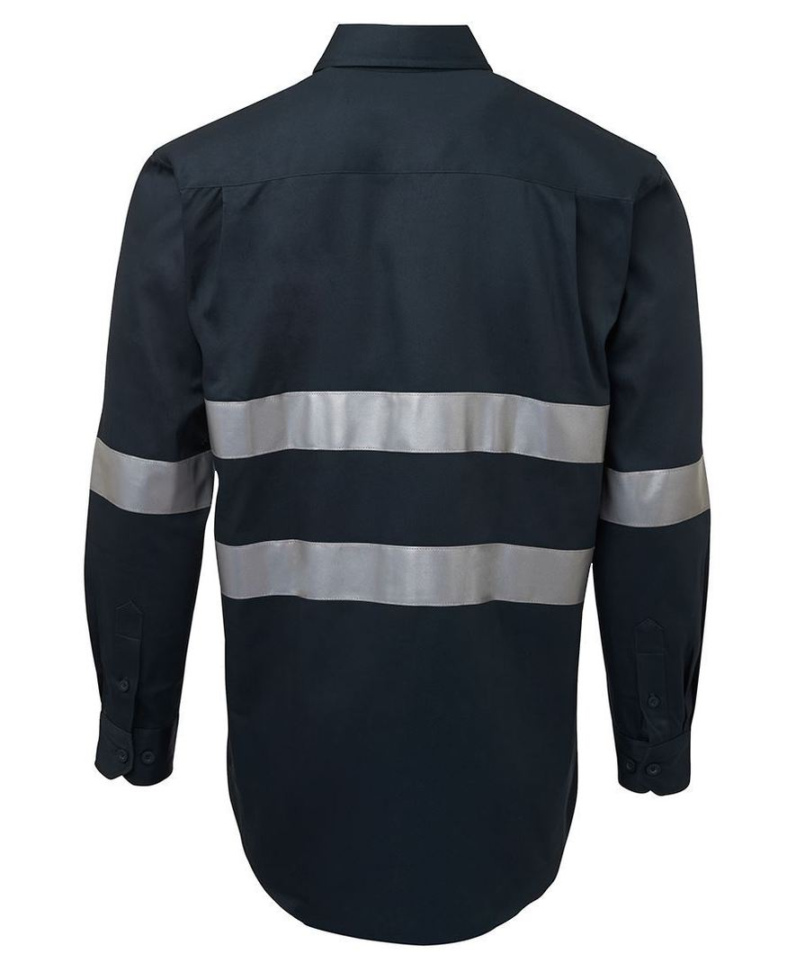 6HDNL  D+N L/S 190G Shirt With Tape image 3