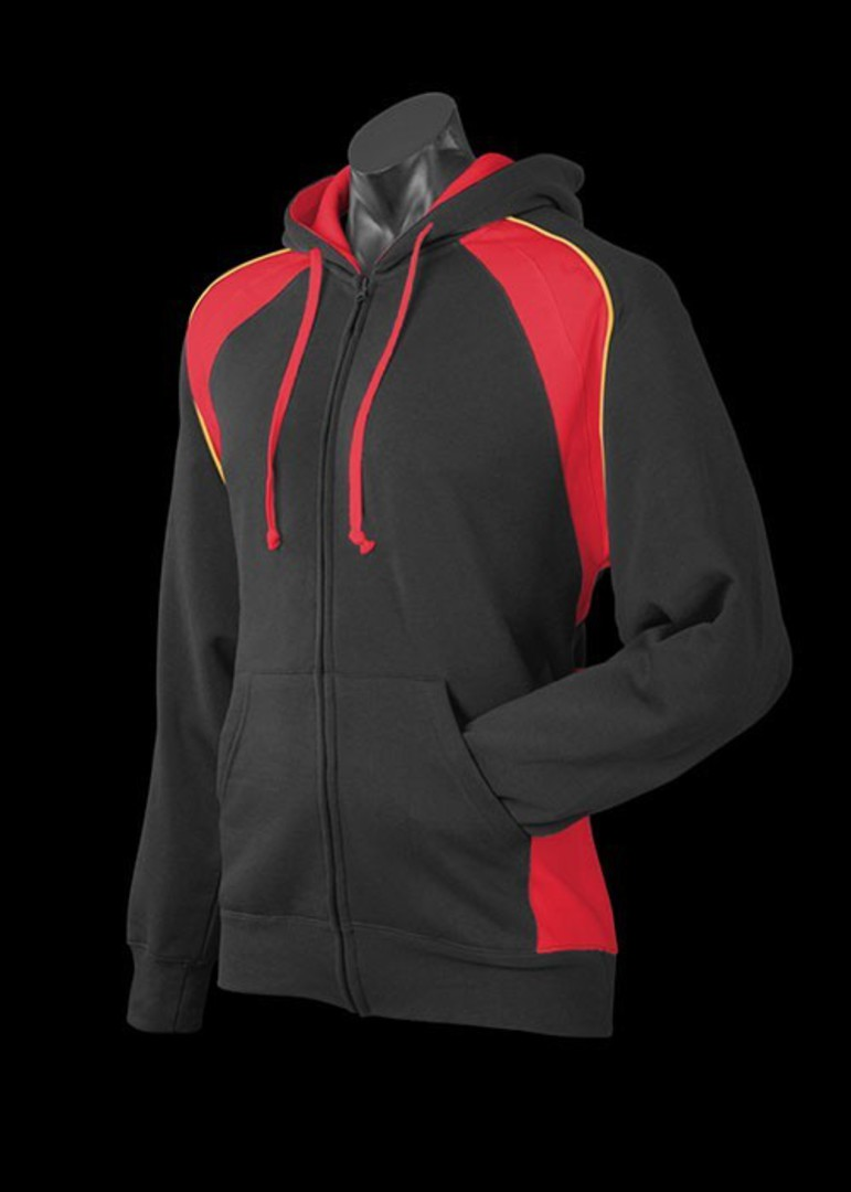 PANORAMA ZIP LADIES HOODIES image 5