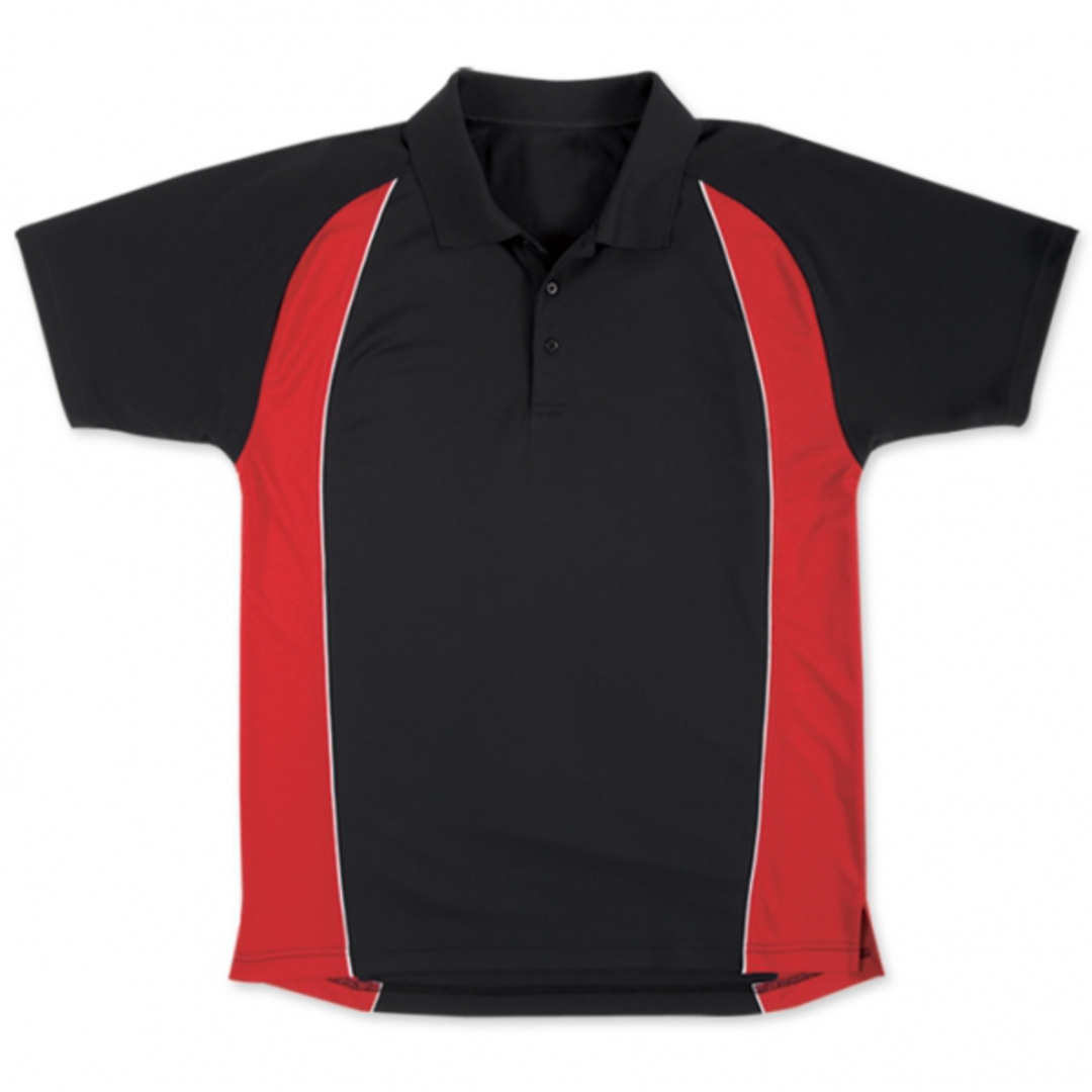 FP118 Mens Proform Team Polo image 3