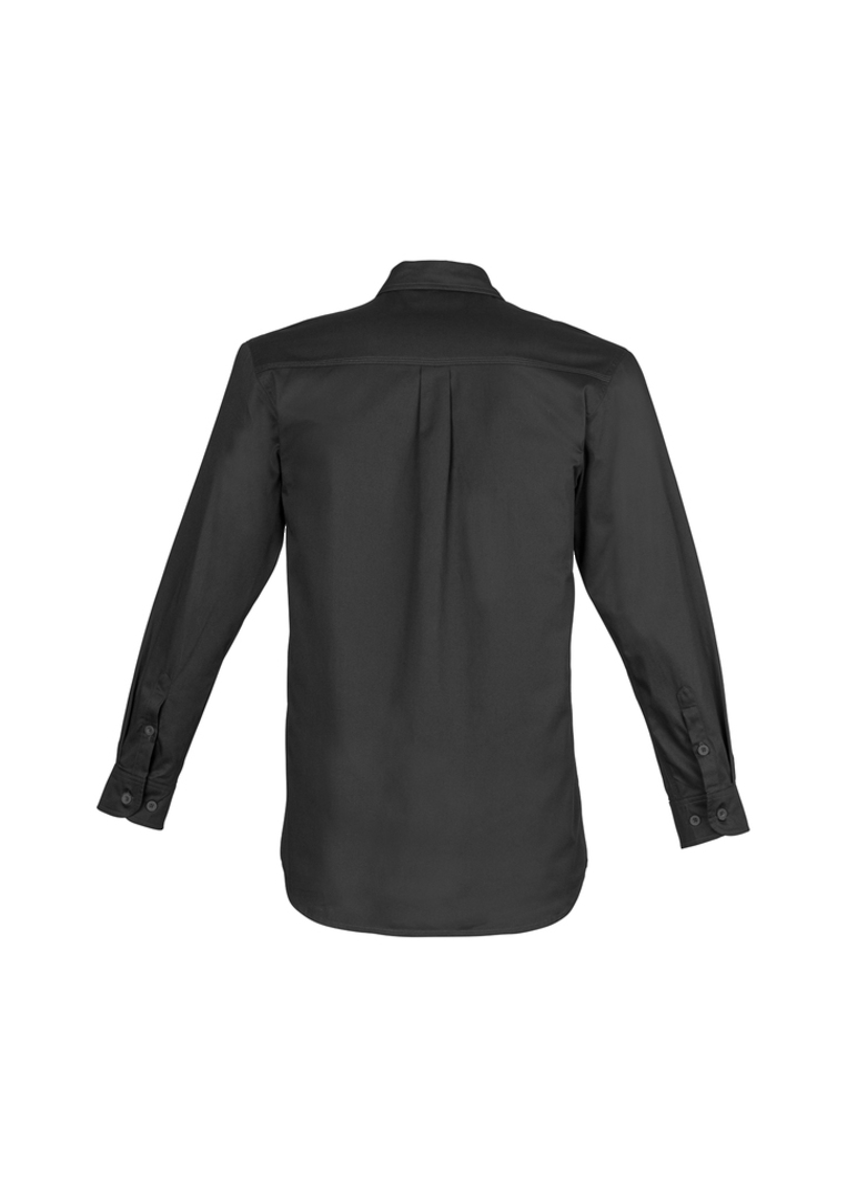 ZW121 Mens Lightweight Tradie Shirt - Long Sleeve image 0