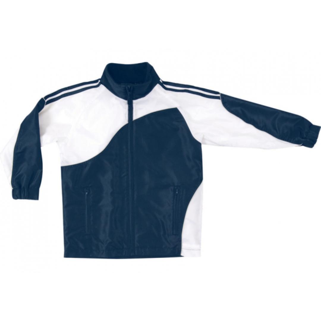 KTJ01 Kids Unisex Sports Track Jacket image 3