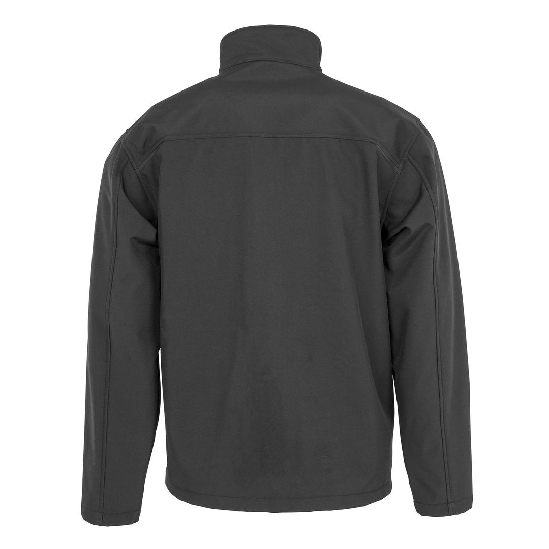 Recycled 3-Layer Softshell Jacket image 2