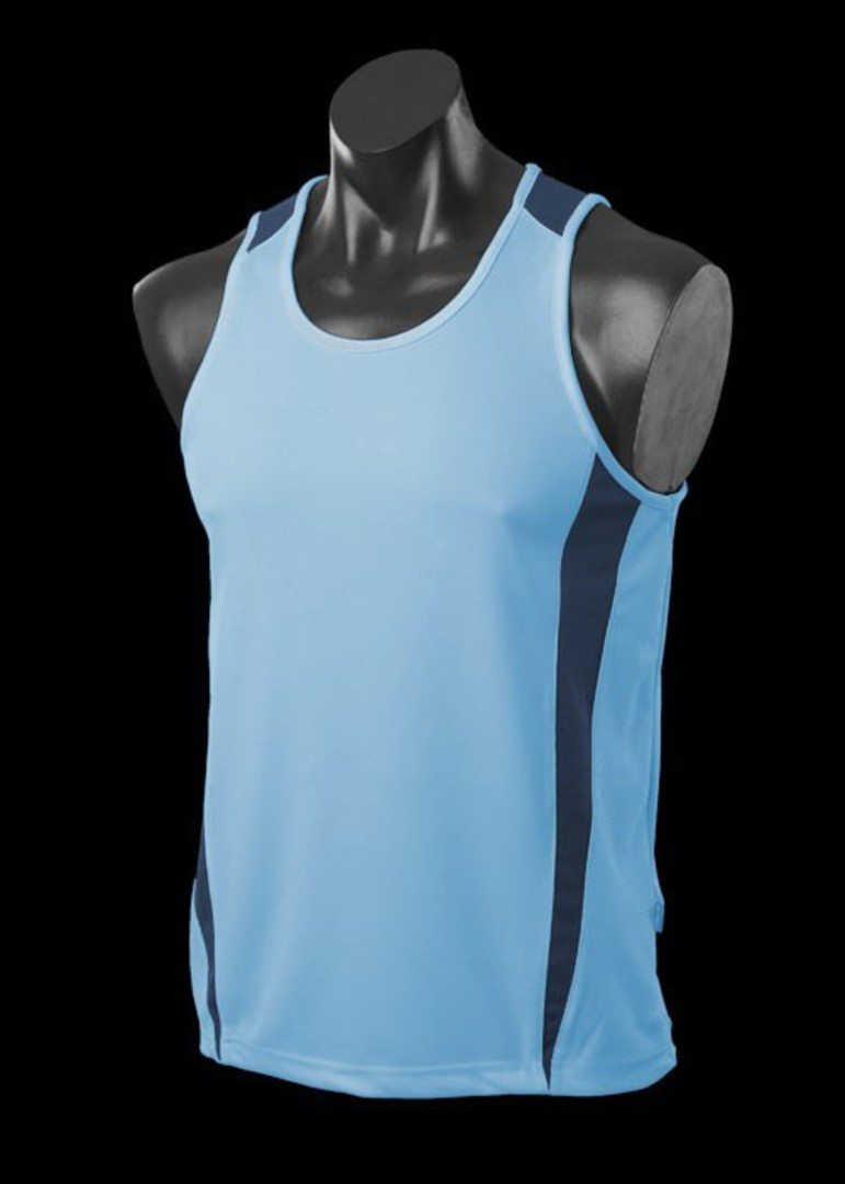 Mens and Womens Deluxe Eureka Singlets image 12