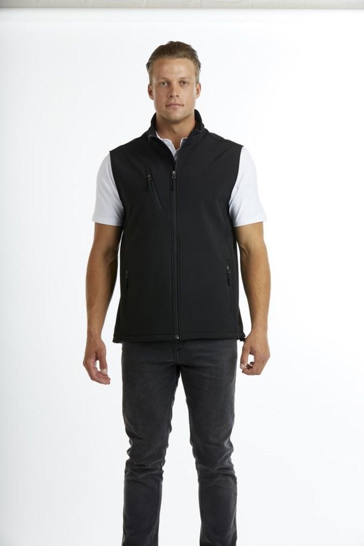 PRO2 Softshell Vest - Mens image 0