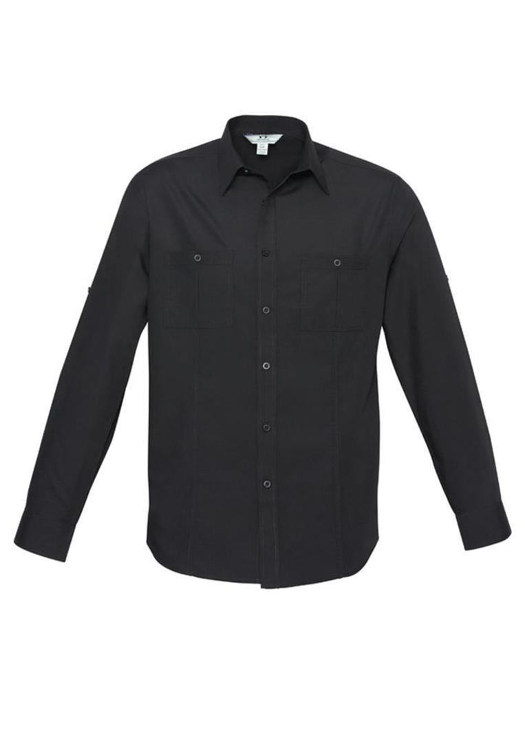 Mens Bondi Long Sleeve Shirt image 1