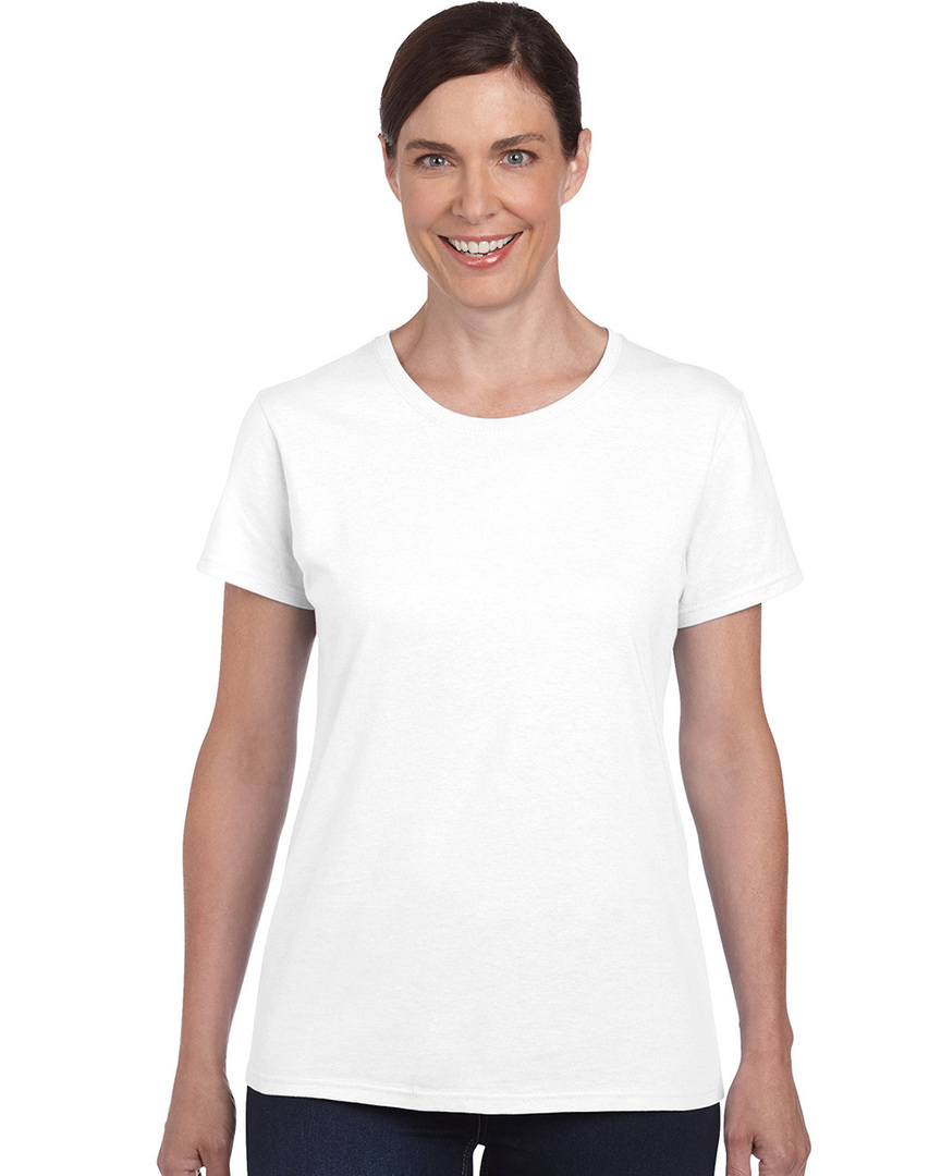 Heavy Cotton™ Semi-fitted Ladies' T-Shirt image 6
