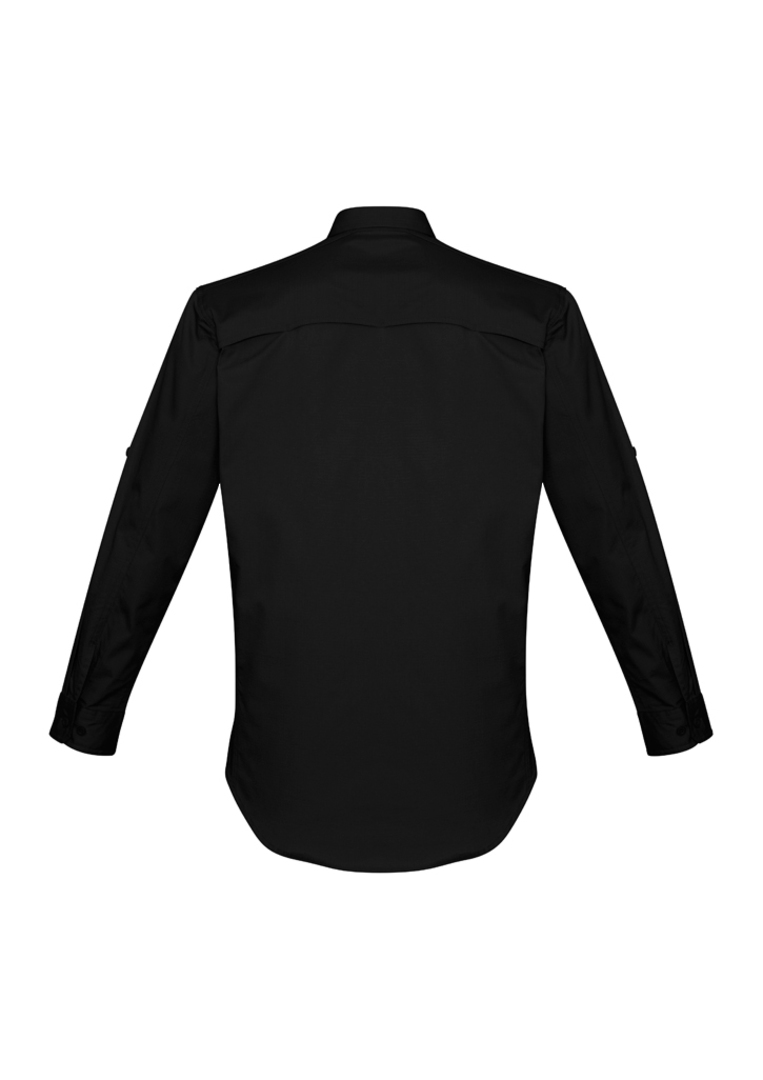 ZW400 Mens Rugged Cooling L/S Shirt image 1