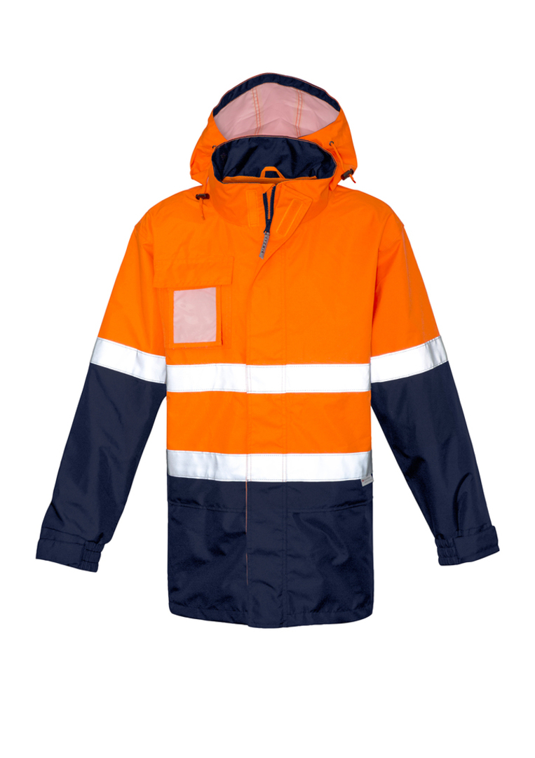 ZJ357 Mens Ultralite Waterproof Jacket image 2