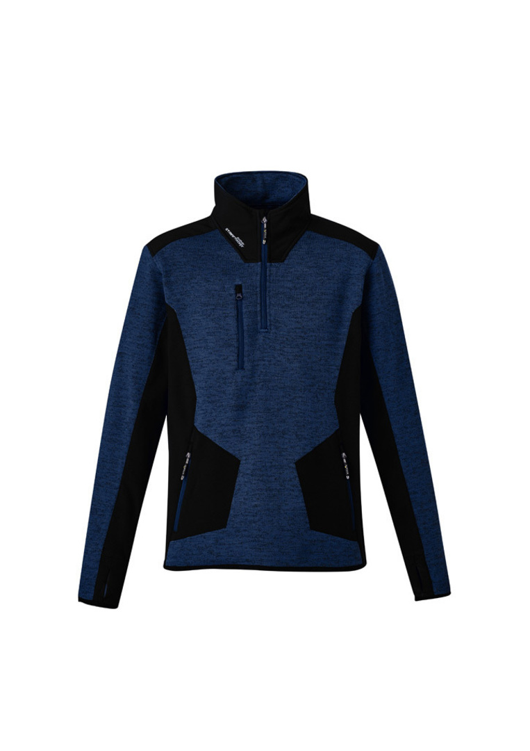 Unisex Streetworx Reinforced 1/4 ZIP PULLOVER image 9