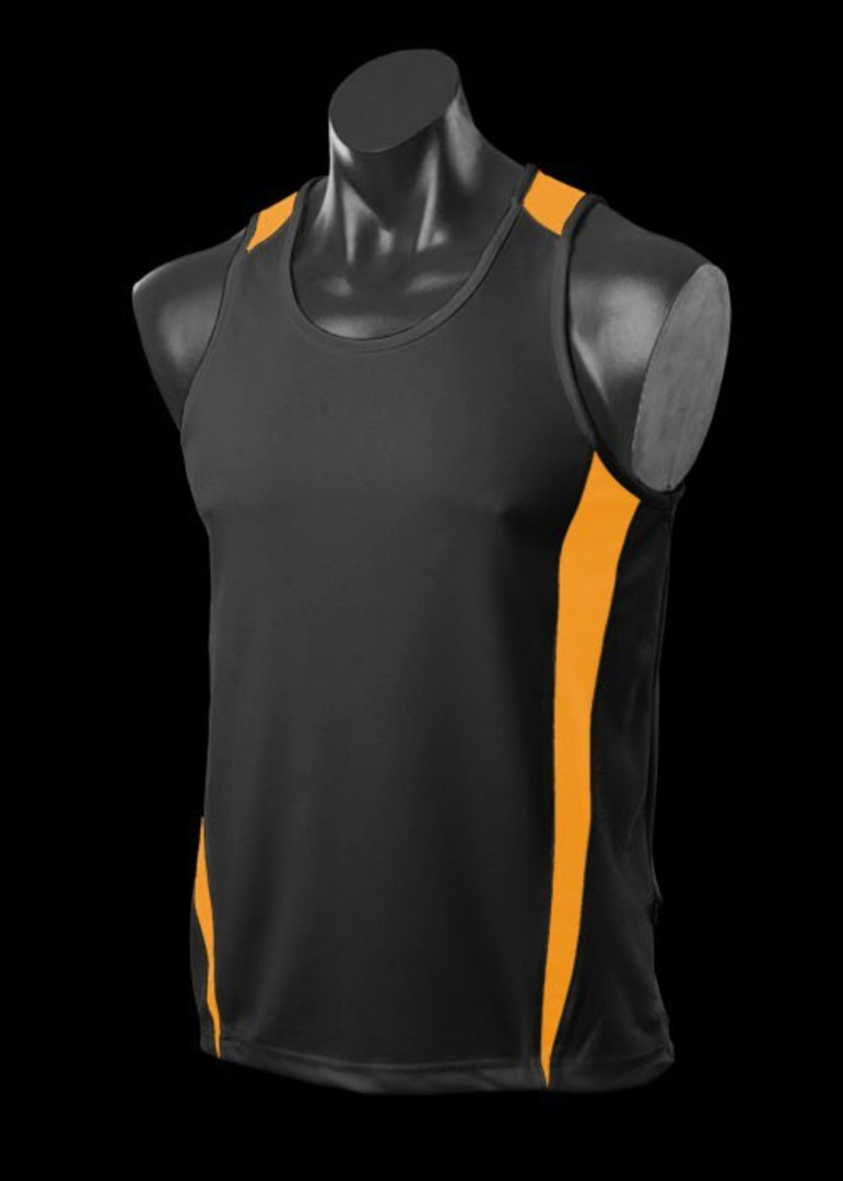 Mens and Womens Deluxe Eureka Singlets image 8