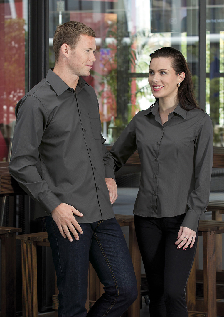 THE REPUBLIC LONG SLEEVE SHIRT – MENS  (TRLS) image 0