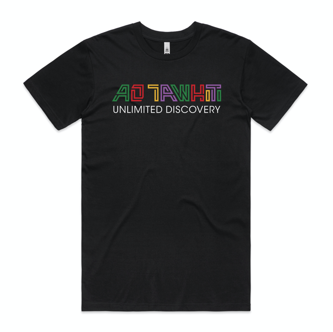 Ao Tawhiti Teens/Adults Mens Basic Tee image 1