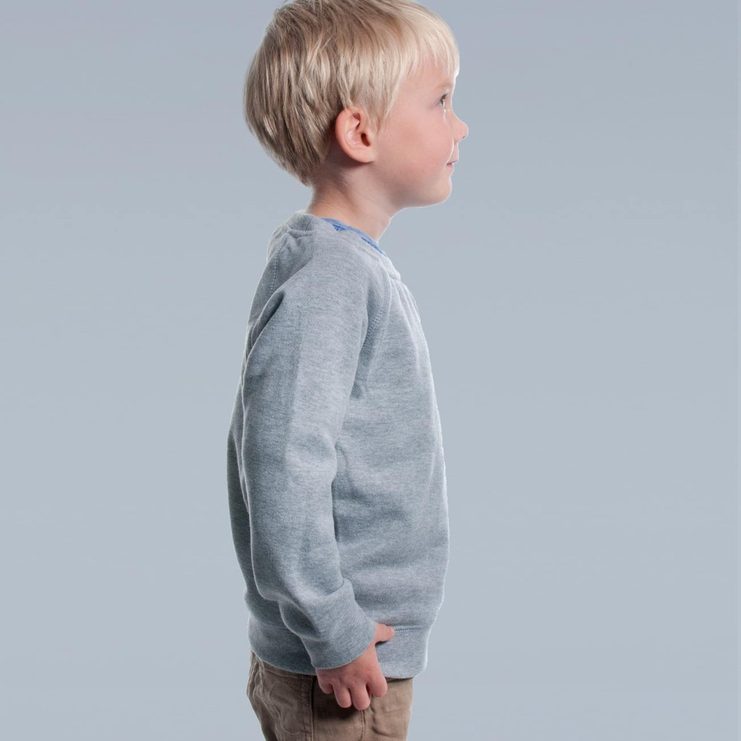 3017 Kids Crew  - Lightweight 260gsm image 3