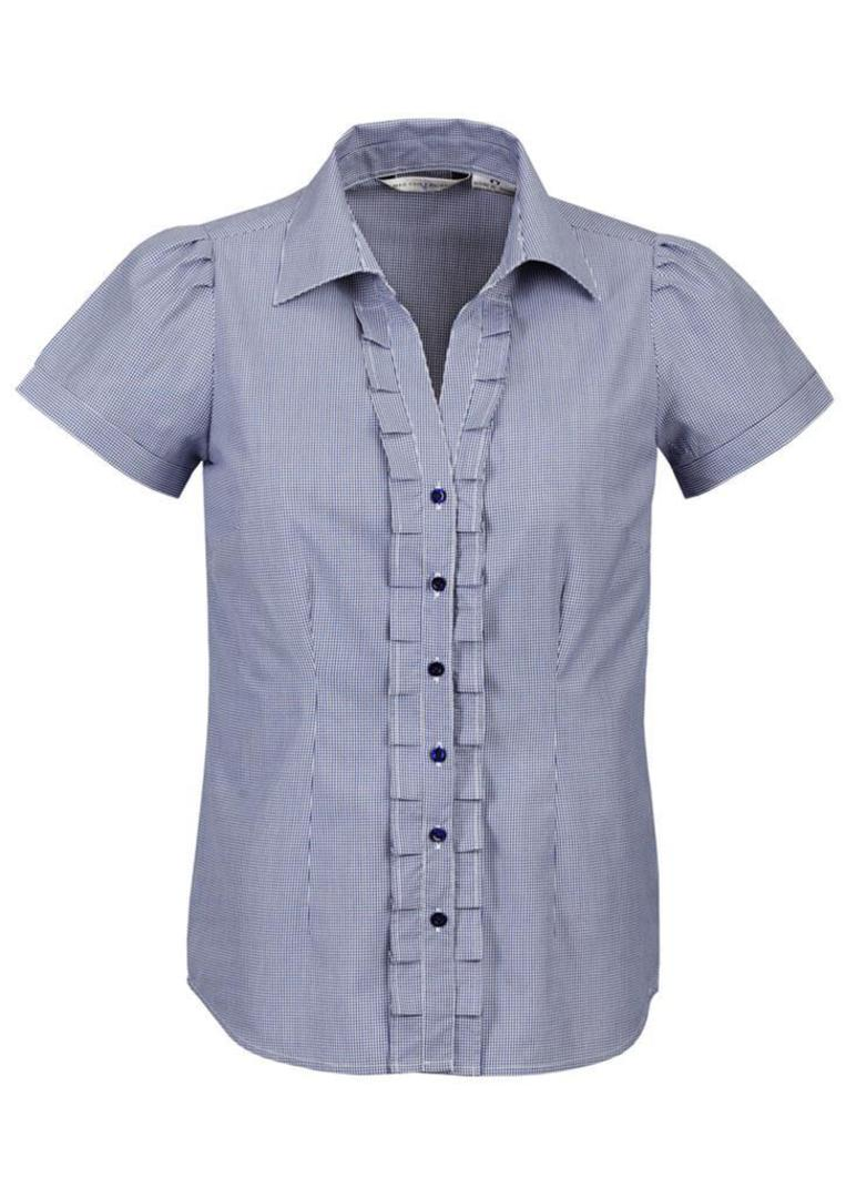 Ladies Edge Short Sleeve Shirt image 2