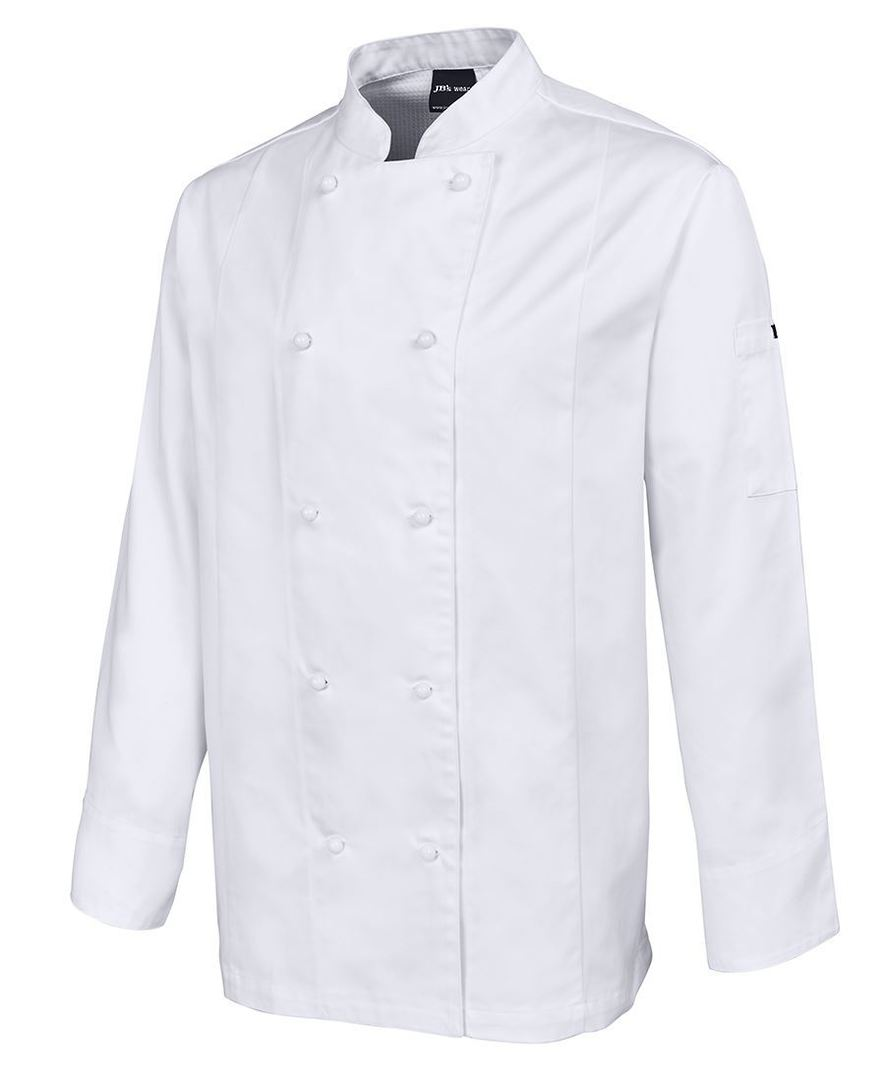 VENTED CHEF'S L/S JACKET 5CVL image 0