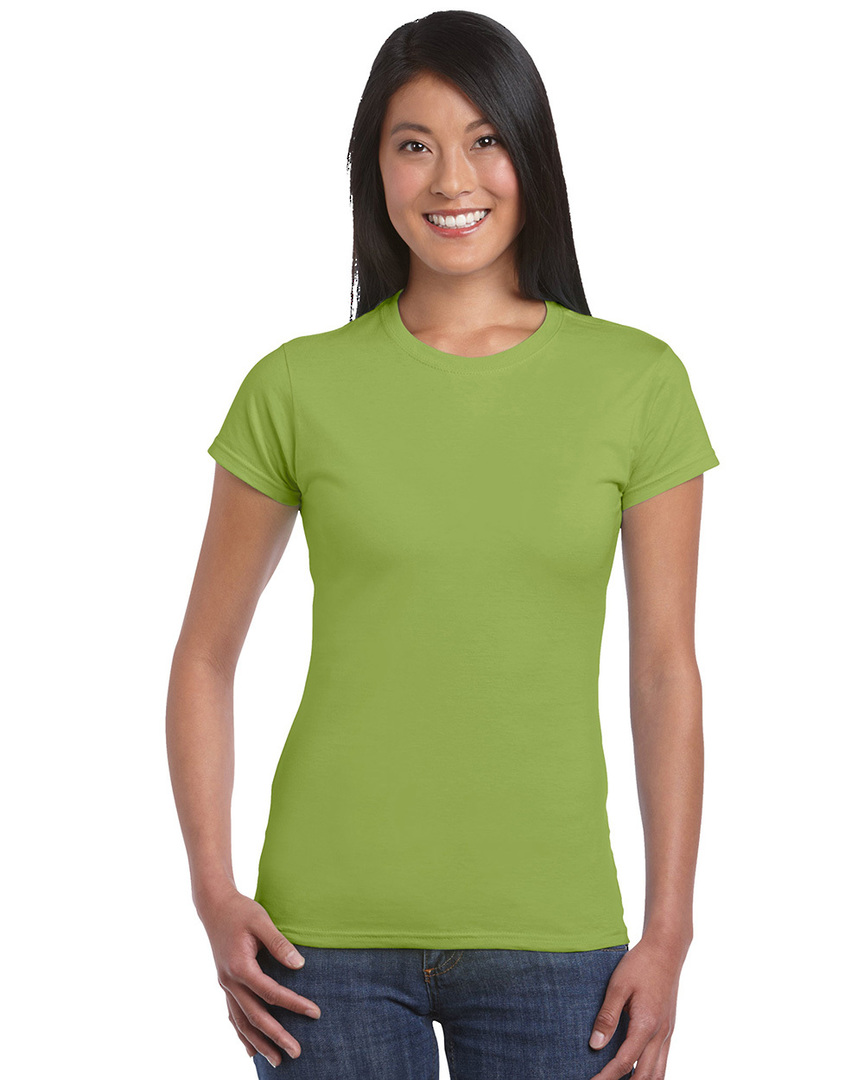 Softstyle® Fitted Ladies' T-Shirt image 0
