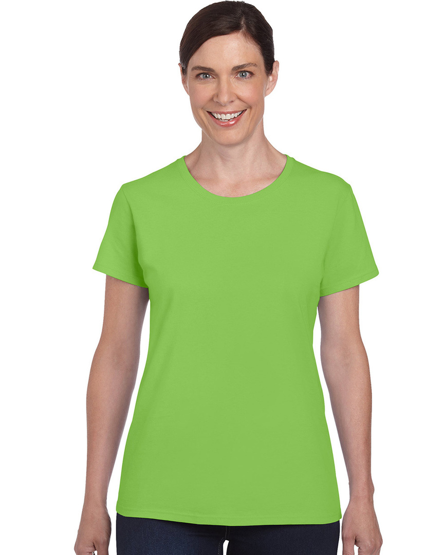 Heavy Cotton™ Semi-fitted Ladies' T-Shirt image 2