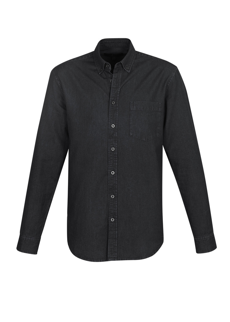 INDIE MENS LONG SLEEVE SHIRT image 4