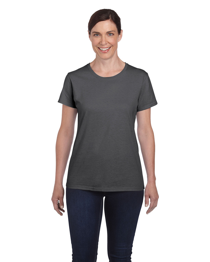 Heavy Cotton™ Semi-fitted Ladies' T-Shirt image 32