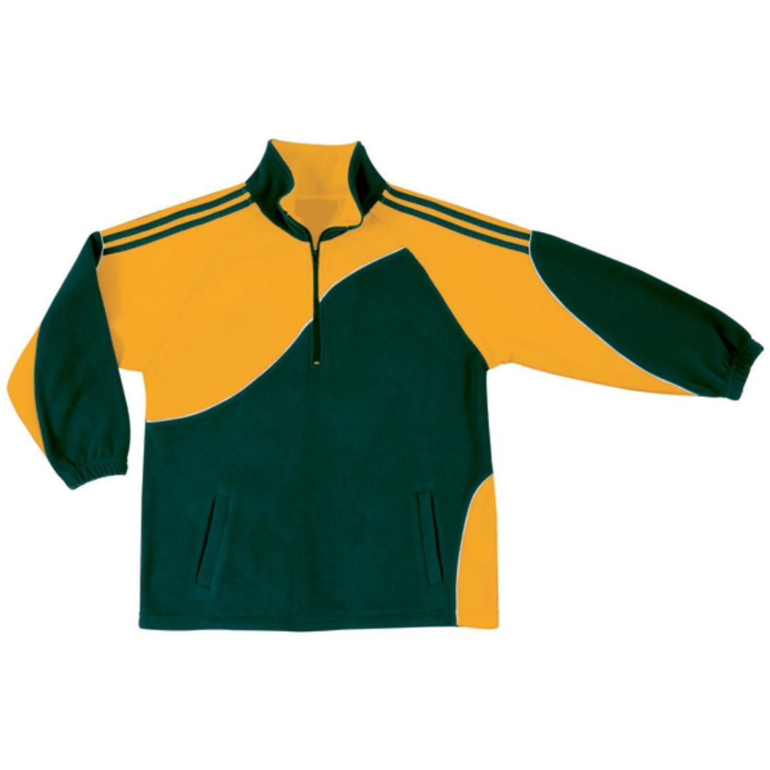KF0 Kids Unisex Sports Fleece Pullover image 5