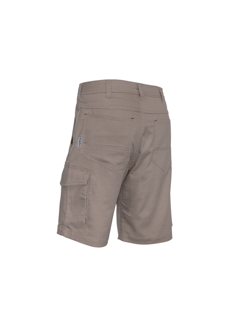 ZS505 Mens Rugged Cooling Vented Short image 4