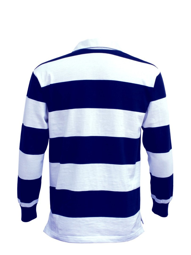 RJS Striped Rugby Jersey image 1