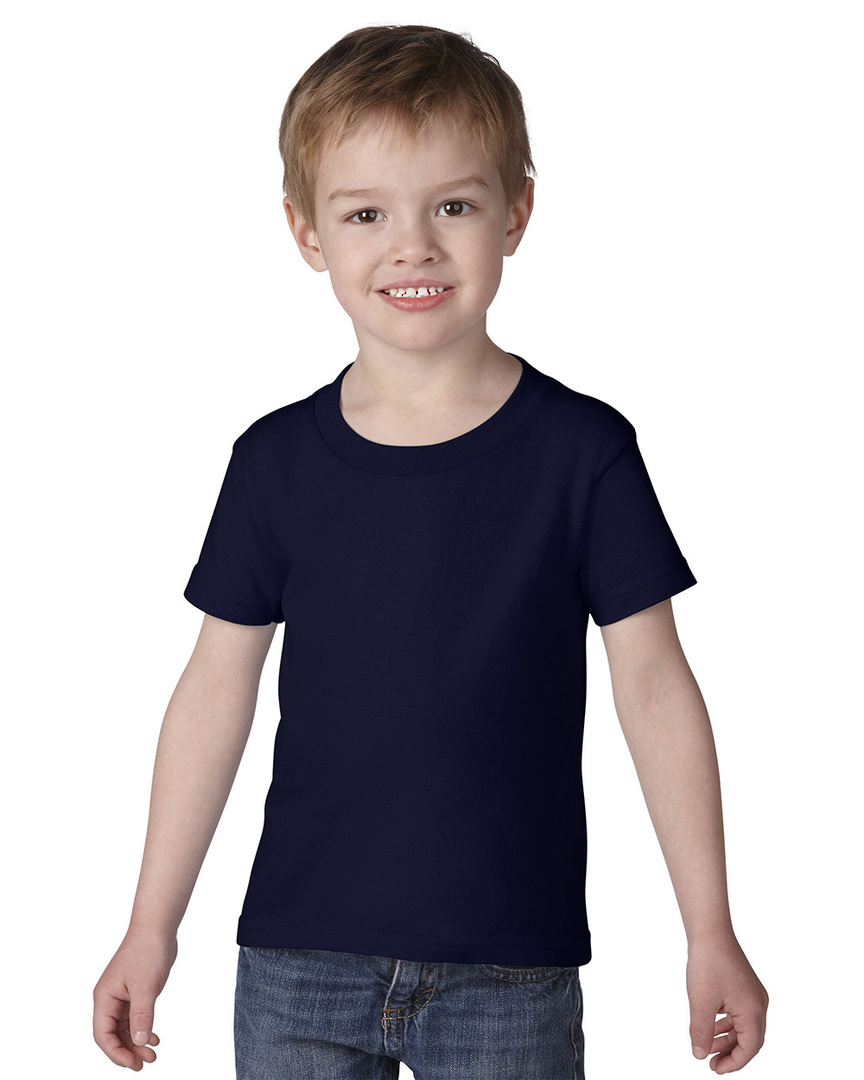 Heavy Cotton™ Classic Fit Toddler T-Shirt image 4
