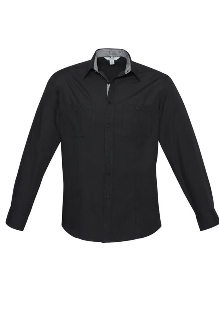 Mens Bondi Long Sleeve Shirt image 2